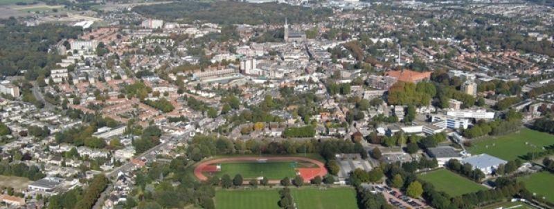 Luchtfoto Venray