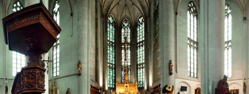 Petrusbandenkerk Interieur