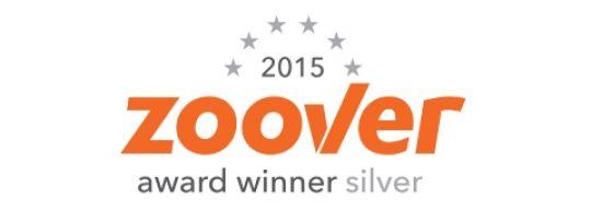 Zoover Award Winner Silver